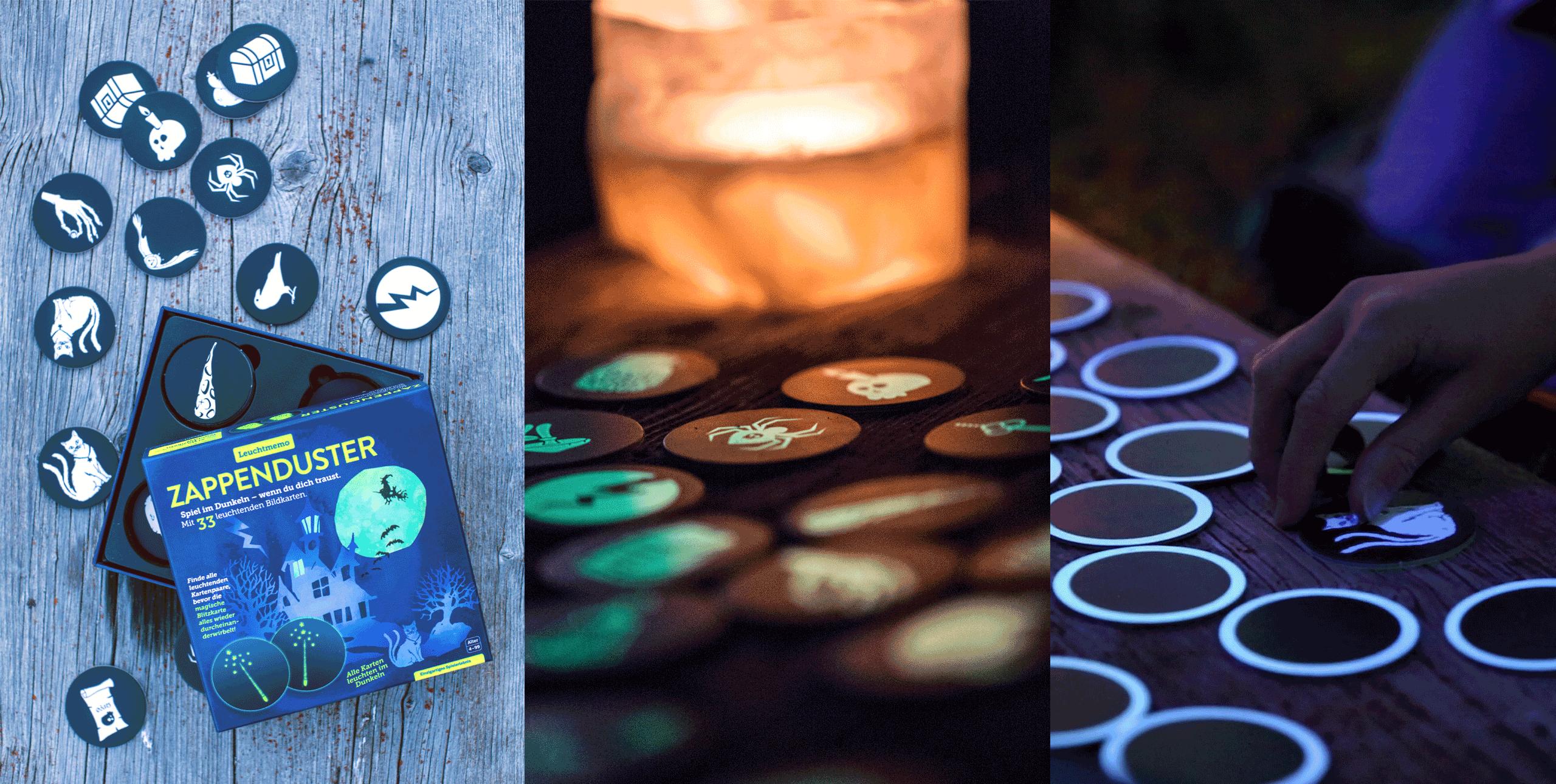 Zappenduster-Leuchtmemo-Zauberer-kinderspiel-kindergeschenk-familienspiel-Gedächtnistraining-World-Memory-Champion-Simon-Reinhard